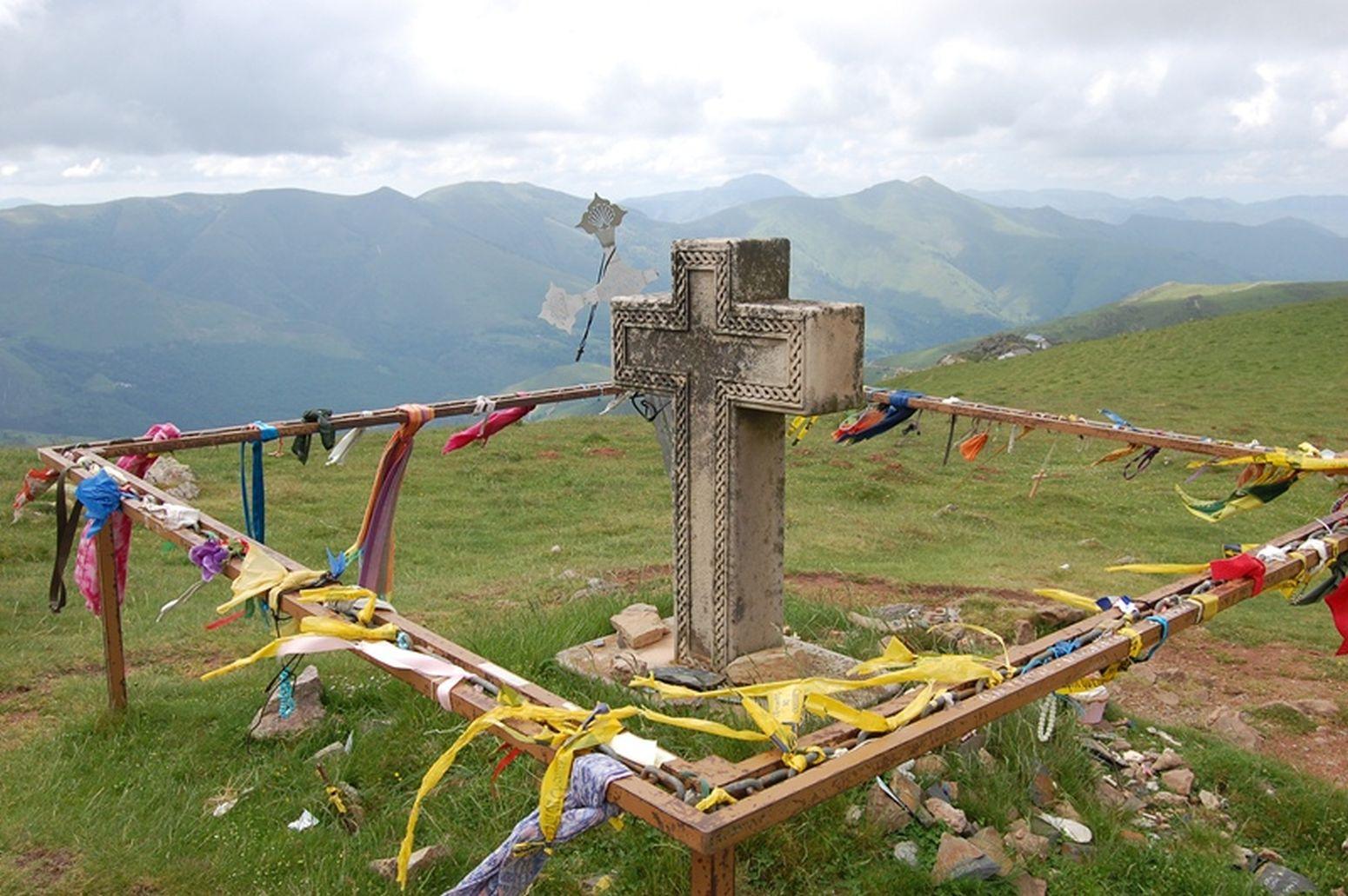 Orisson - la Croix Thibault Uhart-Cize