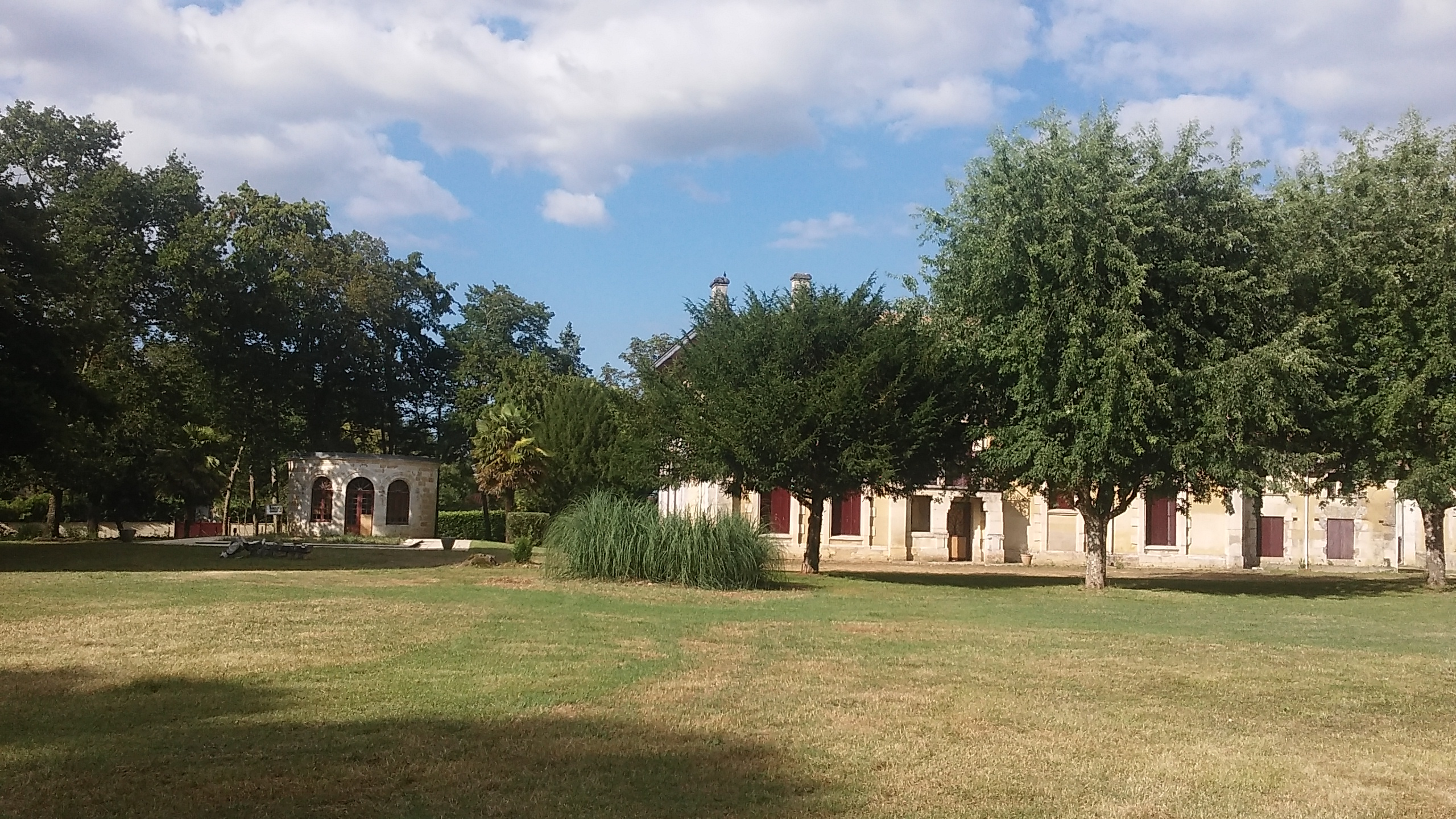 Parc de Pontaulic Léognan