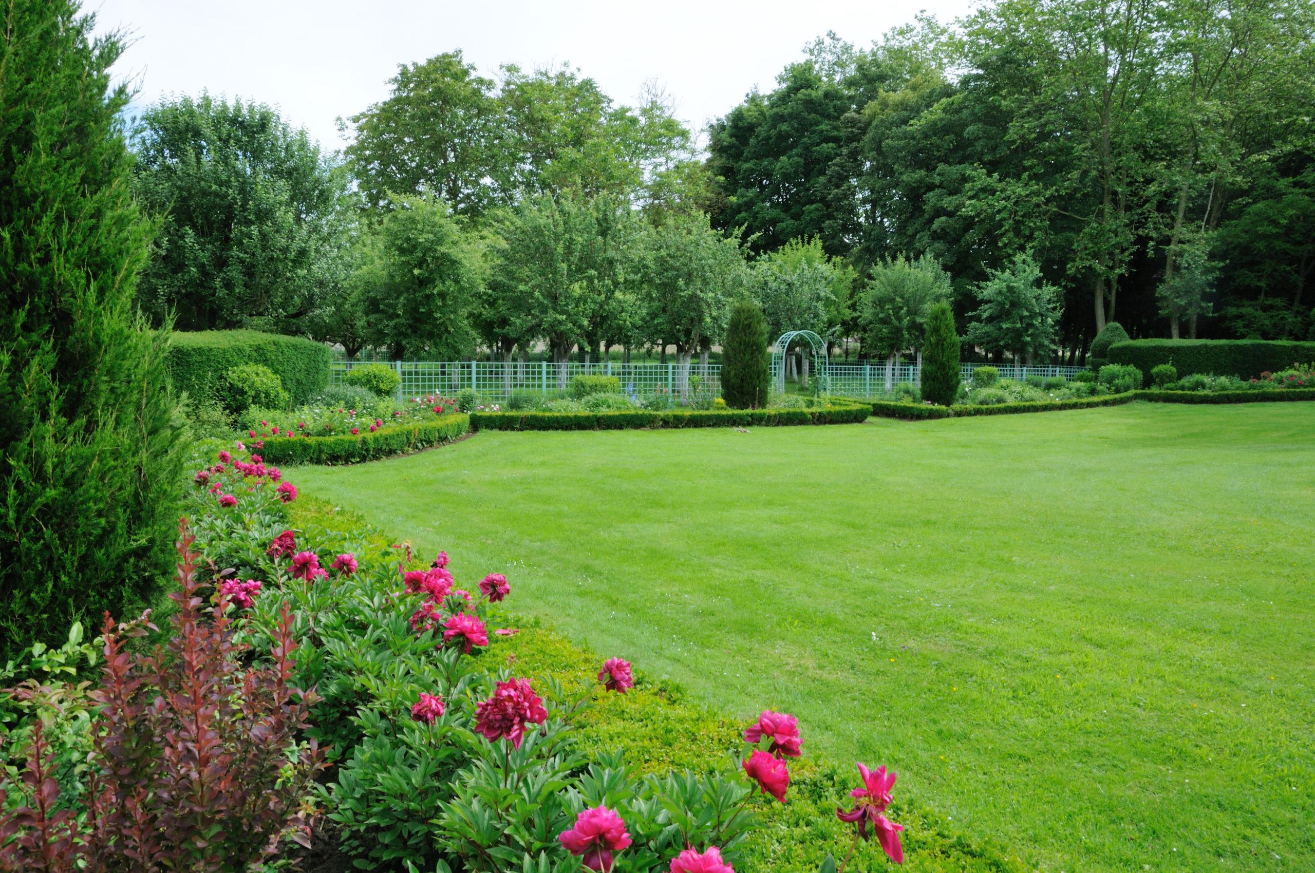 Parc du Château de Boury