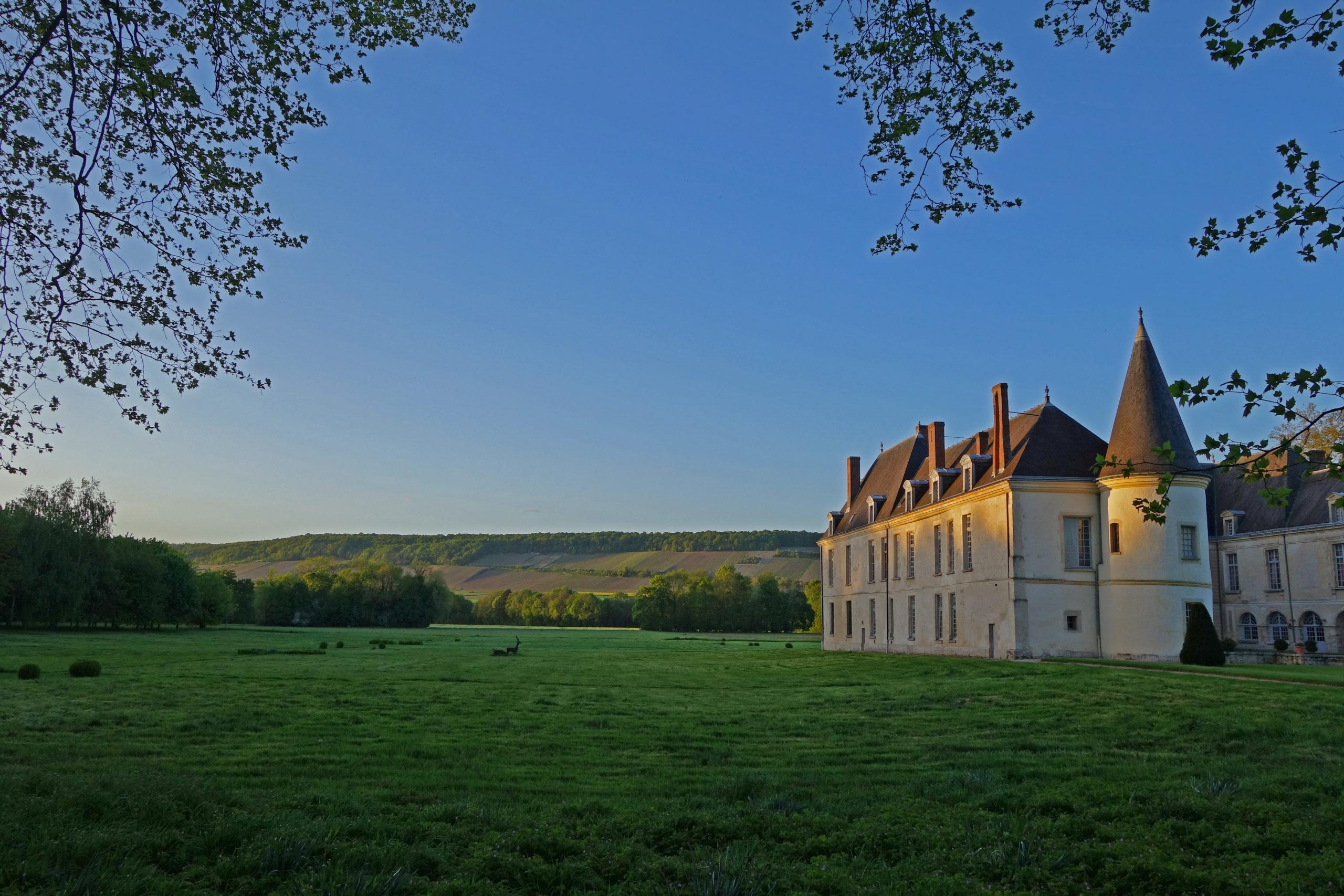 Parc du Château de Condé