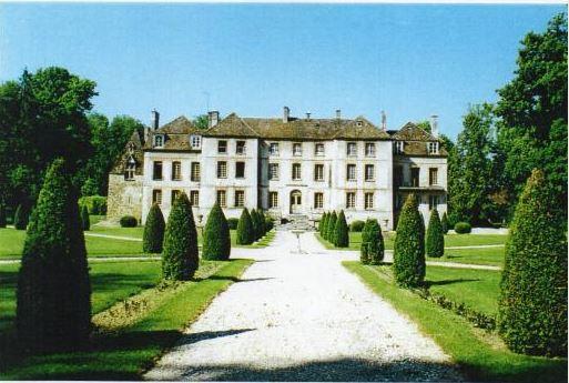 Parc et jardin du château de Ferreux-Quincey