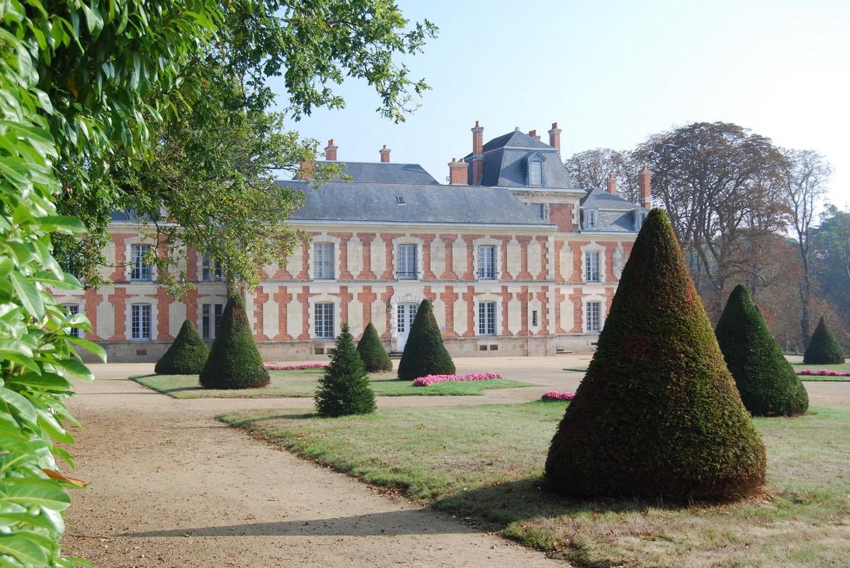 Parc et Jardins du Domaine de Tournelay Nueil-les-Aubiers