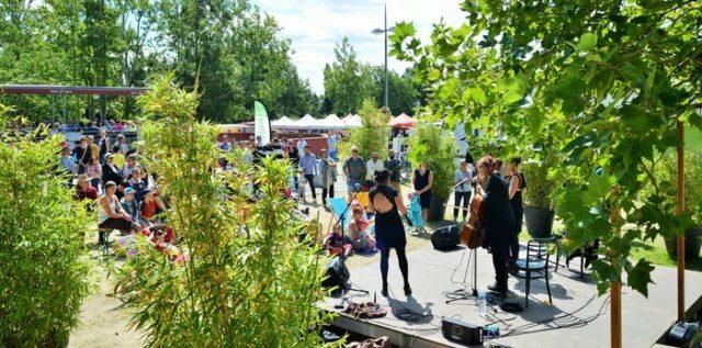 Cabarets du Marché de Betton Place de la Cale Betton