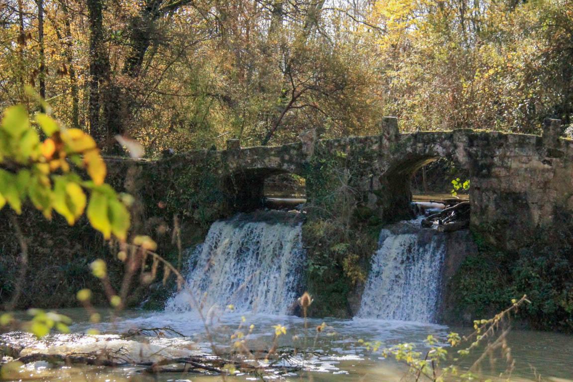 Pont-barrage du Fréchou Fréchou