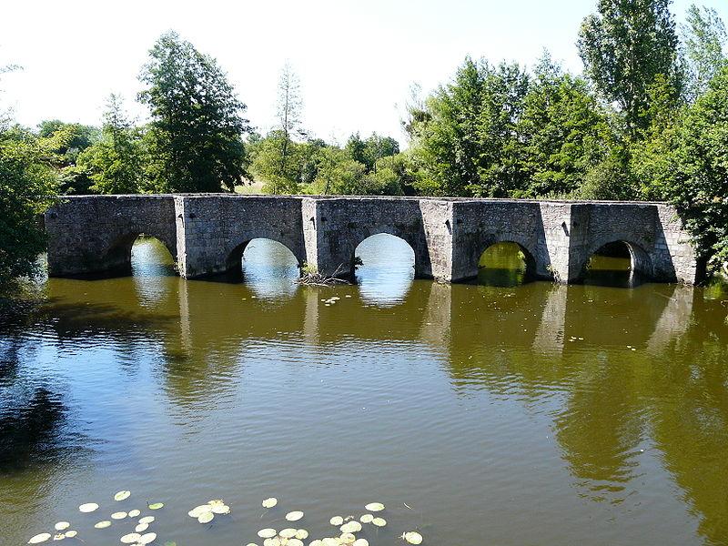 Pont Roman Gourgé