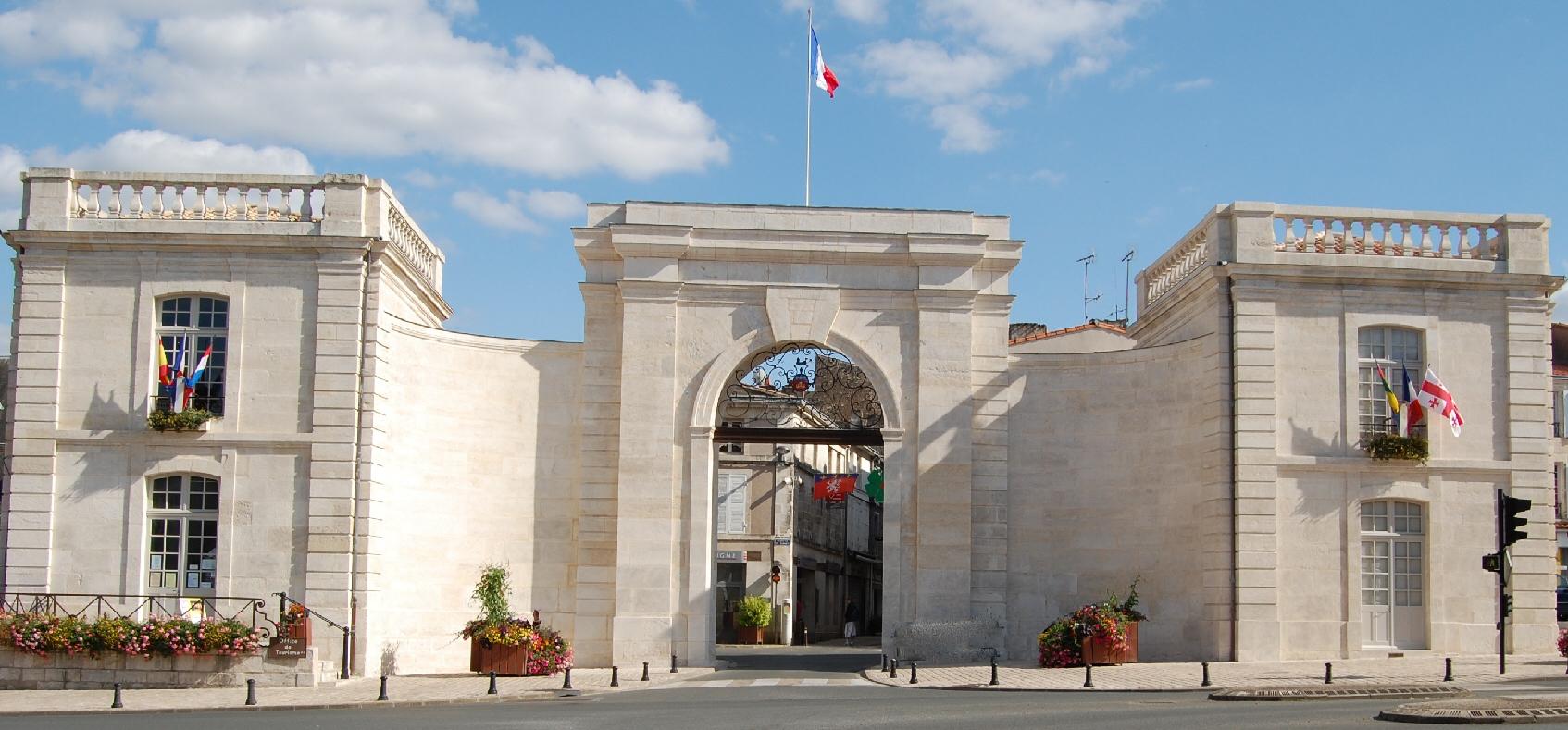 Porte Châlon Saint-Maixent-l'École