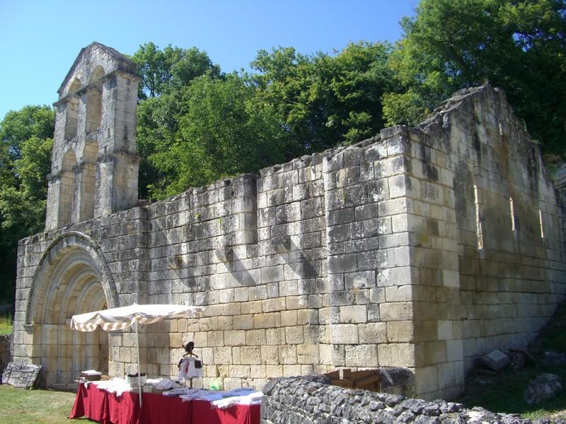 Prieuré de Belaygue Brantôme en Périgord