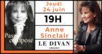 Rencontre avec Anne Sinclair Librairie Le Divan Paris