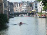 ramer sur les rivières d'europe