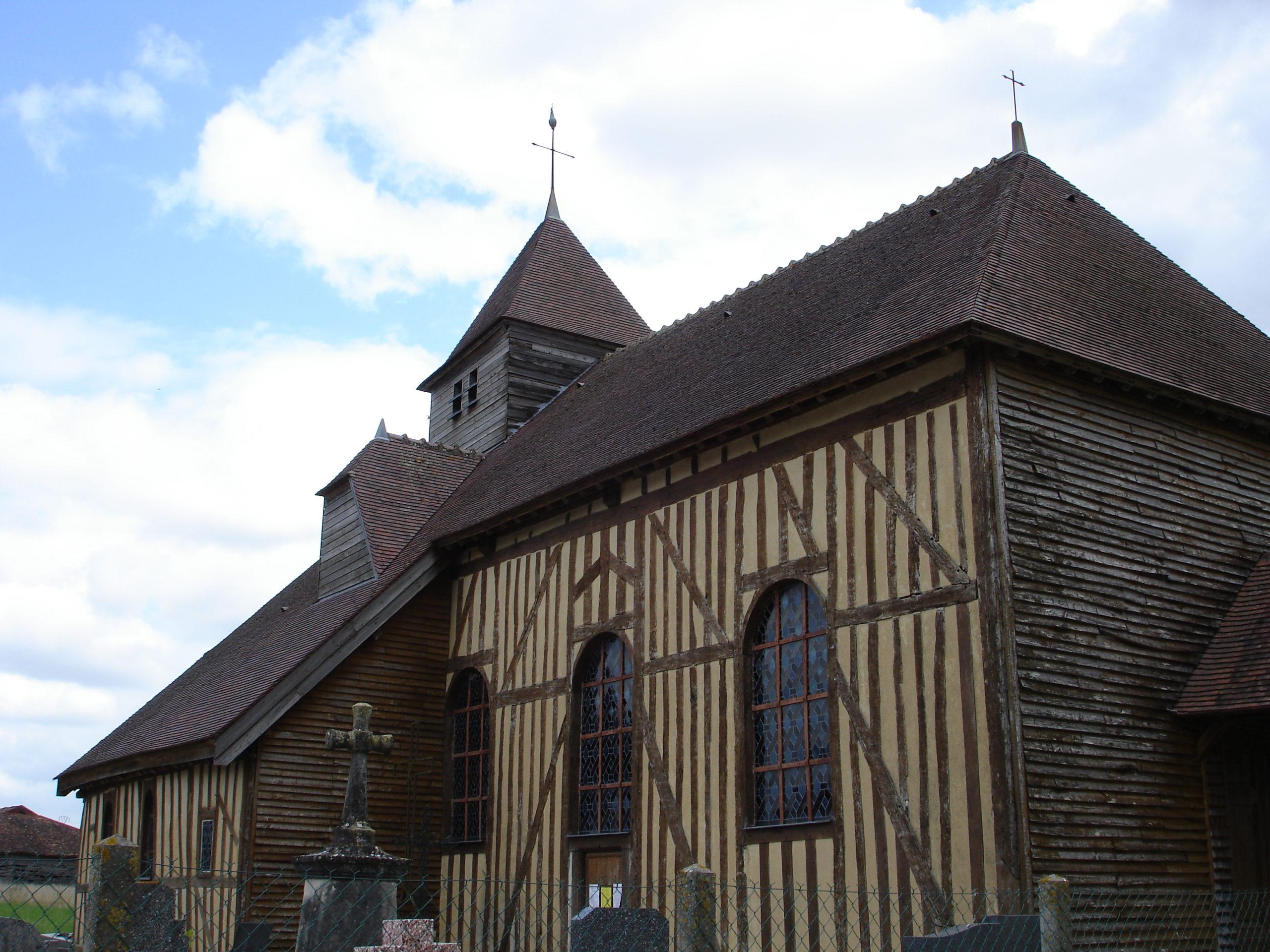 Saint-Léger-Sous-Margerie