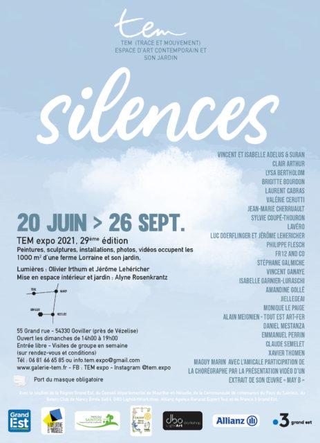SILENCES Goviller
