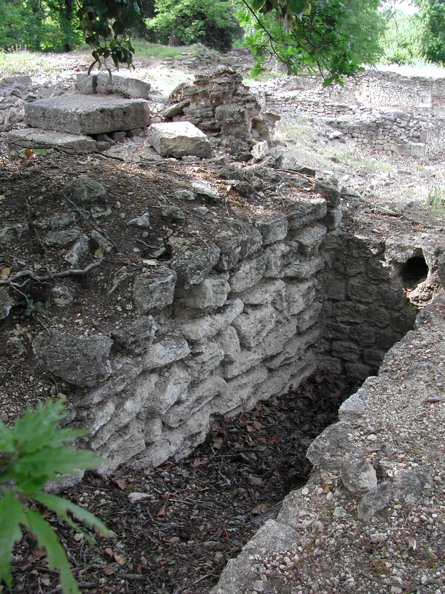 Site archéologique de Brion Saint-Germain-d'Esteuil