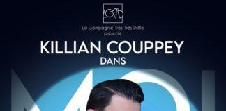One-Man-Show - Killian Couppey dans MOI Théâtre Alexandre III