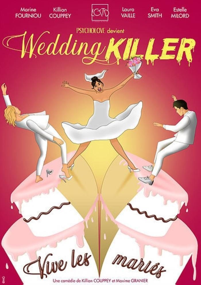 Comédie - Wedding Killer Théâtre Alexandre III