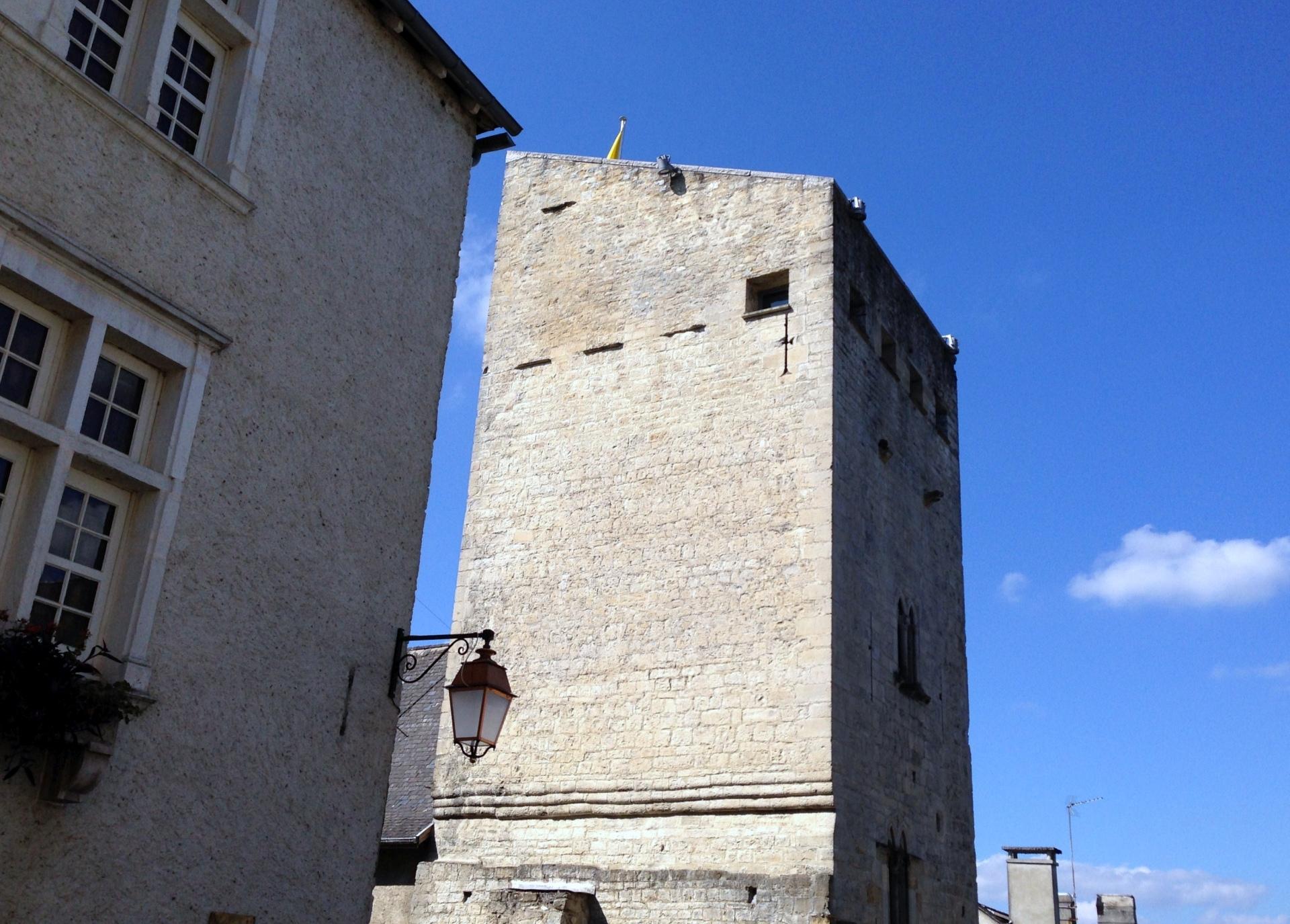 Tour de Grède Oloron-Sainte-Marie