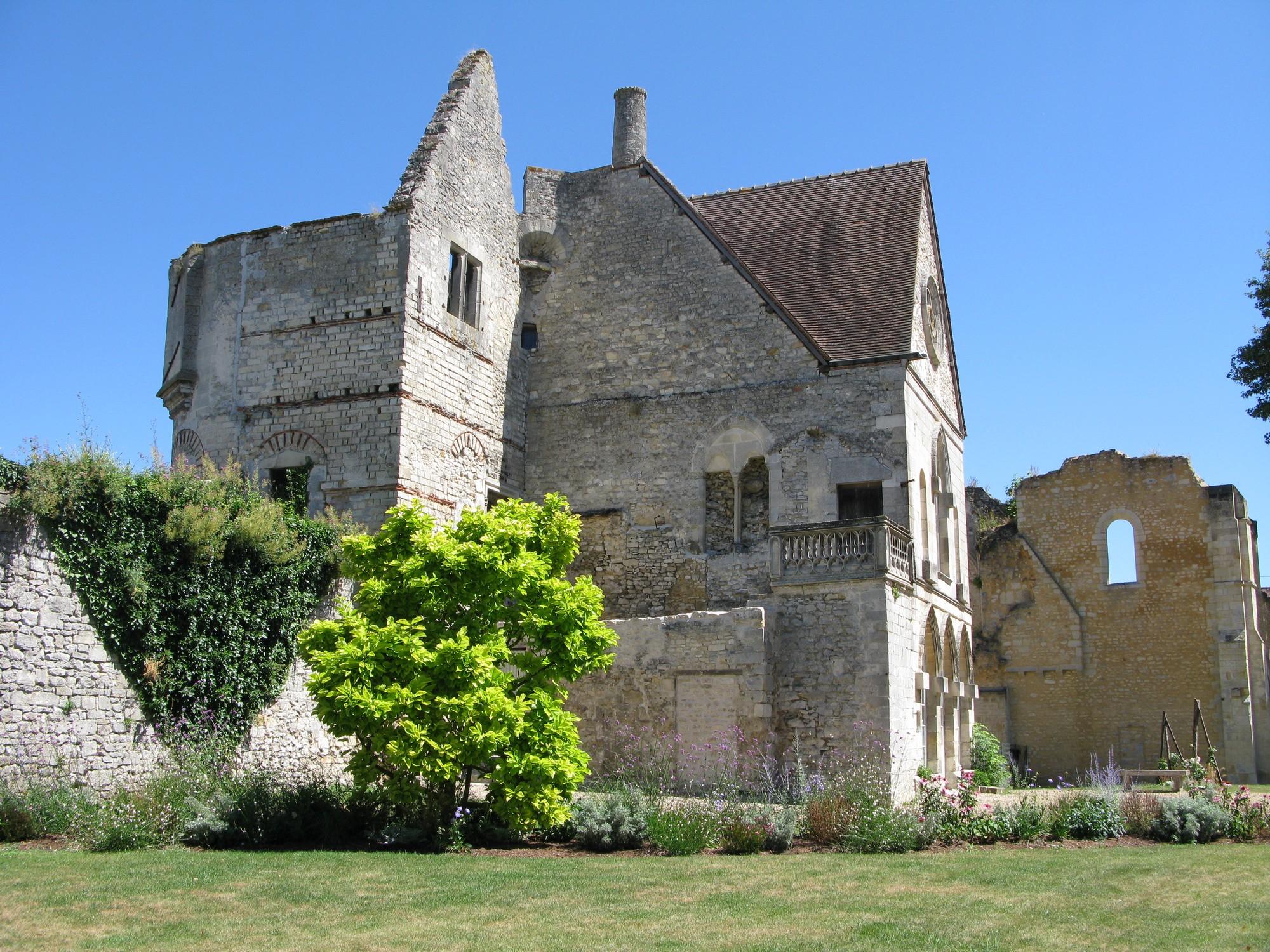 Vestiges du Château royal et Parc Senlis
