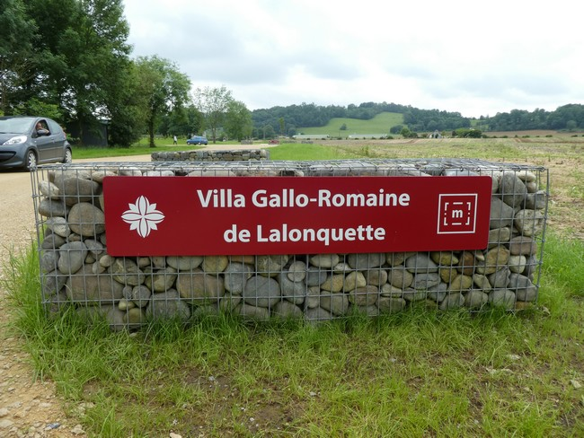 Villa Gallo-romaine Lalonquette