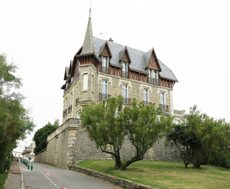 Villa Le Goéland Biarritz