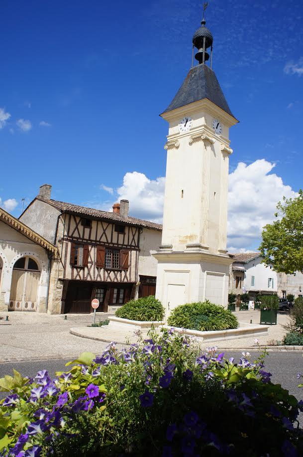 Village ancien de Gensac Gensac