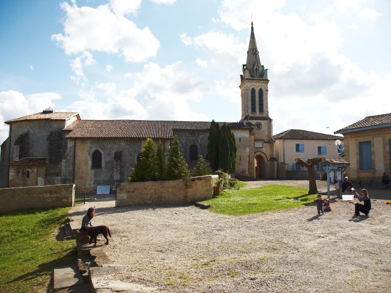 Village de Bernos-Beaulac