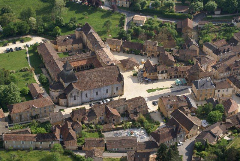 Village de Cadouin Le Buisson-de-Cadouin
