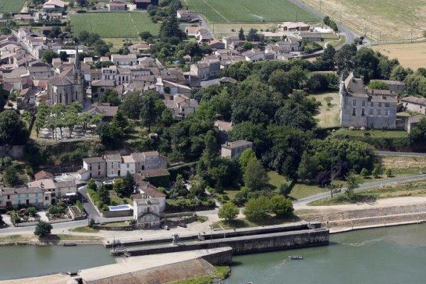 Village de Castets et Castillon