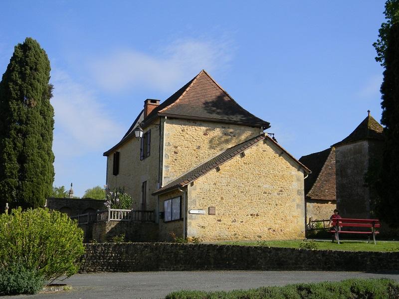Village de Saint Avit de Vialard