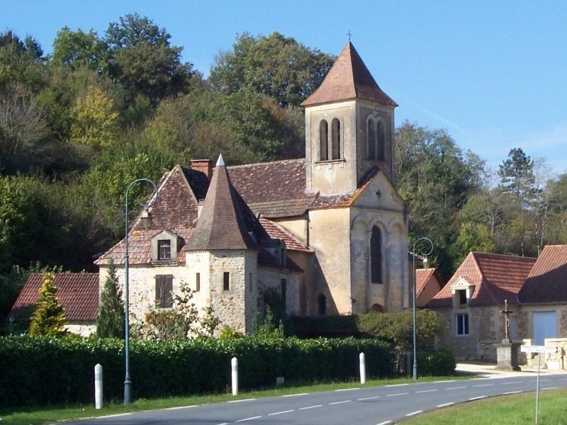 Village de Saint-Félix de Reilhac