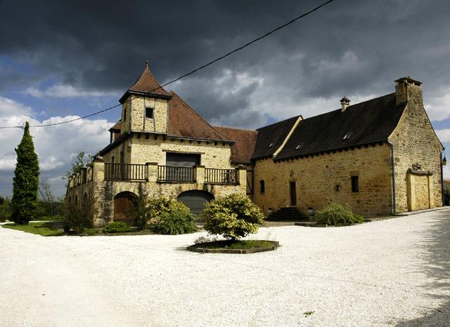 Village de Saint Vincent le Paluel Saint-Vincent-le-Paluel