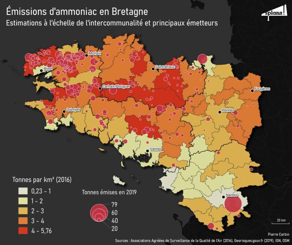 BOL D'AIR À L'AMMONIAC : SPLANN ! PUBLIE SA PREMIÈRE ENQUÊTE