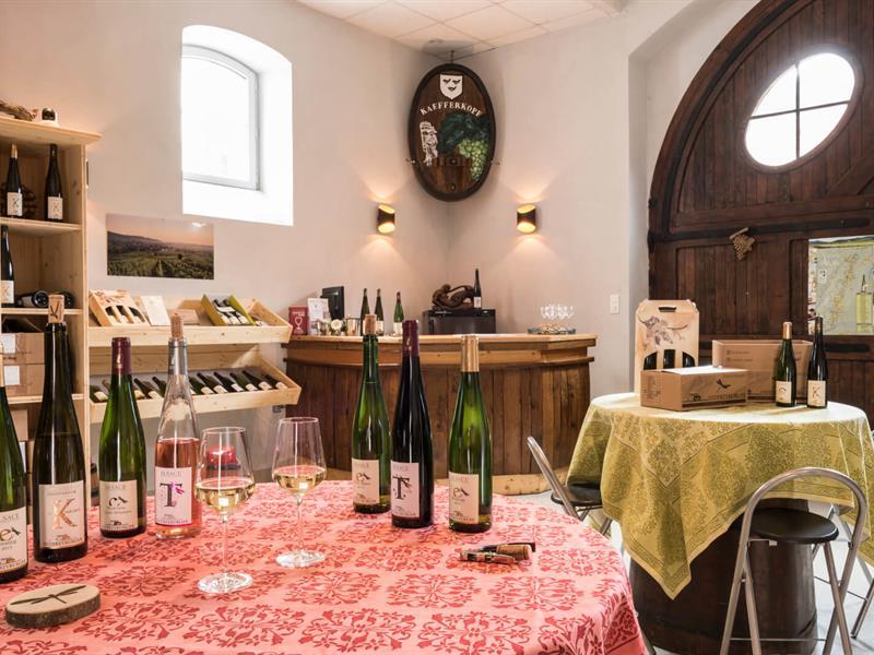 Apéro gourmand chez le vigneron – Freyburger Ammerschwihr