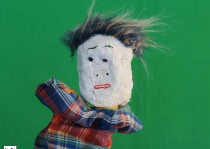 Atelier marionnettes et animation numérique Médiathèque Jean-Pierre Melville Paris