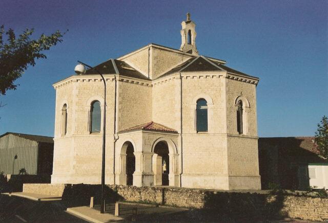 Atemporelle - Découverte du bourg de Chauray Chauray   2021-07-22