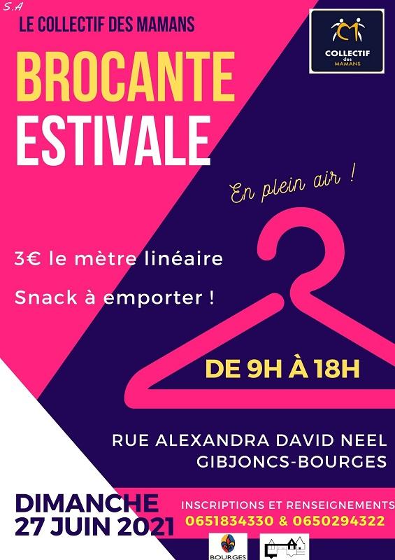 Broacante Estivale Bourges