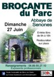 BROCANTE Senones Vosges  2021-08-08