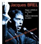 Récital « JACQUES BREL