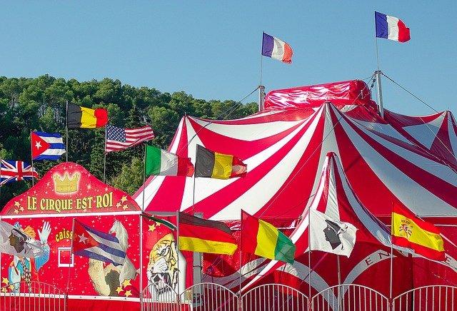 Cirque Sten Trémolat
