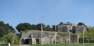 Cité d'Alet bunker Saint Malo