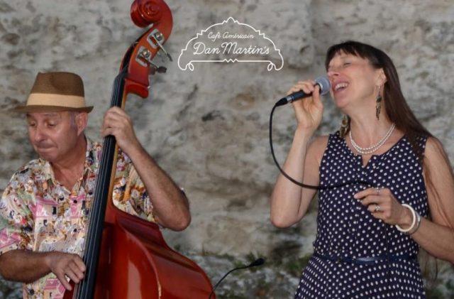"Concert ""Anne Griffin et Sylvain Colin"" Eymet"