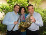 Concert romantique : l'ensemble Altona Médiathèque Marguerite Yourcenar Paris