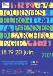CONFÉRENCE POUR LES JOURNÉES EUROPÉENNES DE L'ARCHÉOLOGIE Verdun   2021-06-20