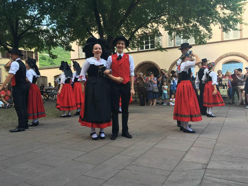 Danses folkloriques Kaysersberg Vignoble