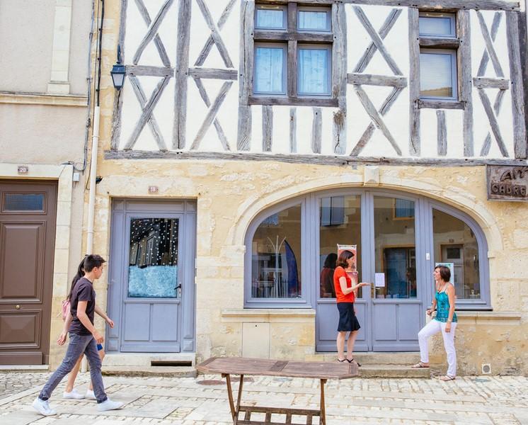Découverte du village de Saint-Macaire et dégustation Saint-Macaire
