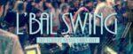 Dimanche 1 aout : Bal swing avec The Scarlet Swing Band Péniche Le Marcounet Paris