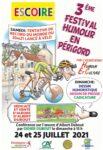 3ème Festival Humour en Périgord DORDOGNE Escoire