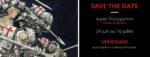 Expo BD - Xavier Fourquemin : Contes et Histoire Galerie Art Maniak Paris