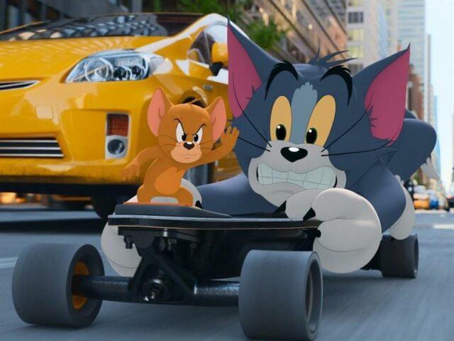 Film - Tom et Jerry Orbey