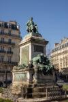 Itinéraire littéraire : Dumas et les Trois Mousquetaires Eglise Saint-Sulpice Paris