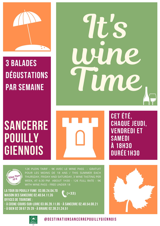 It's Wine Time Vinon