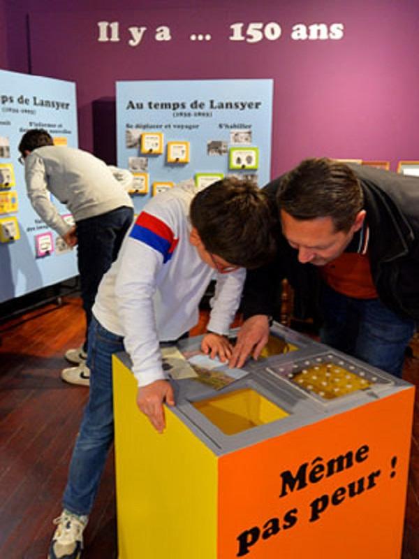 """Jeu de piste : """" On joue au Musée Lansyer ! """" Loches"""